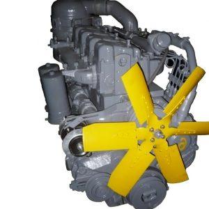 Дизельный двигатель А-41СИ