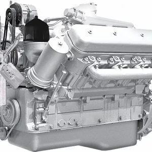 Дизельный двигатель ЯМЗ-238М2